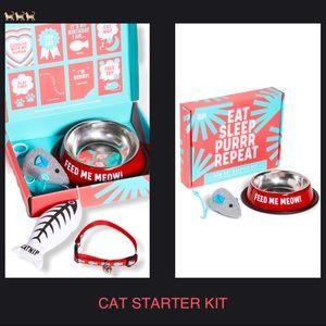 EAT SLEEP PURRR REPEAT New Cat Starter Kit
